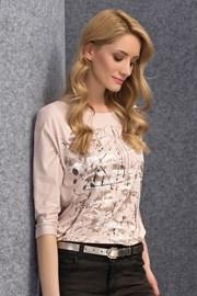 Dámské luxusní tričko Arena Pink