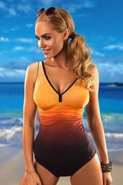 Женский цельный купальник Belize Orange