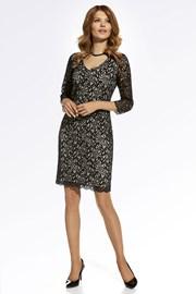 Krajkové luxusní dámské šaty Sofia