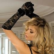 Rukavice Diana krajkové