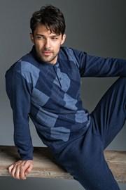 Pánský komplet Riccardo - triko, kalhoty