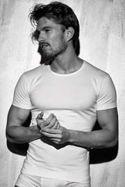 Мужская футболка Enrico Coveri 1000 хлопковая