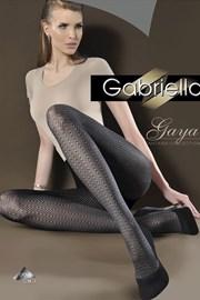 Punčochové kalhoty Gaya vzorované