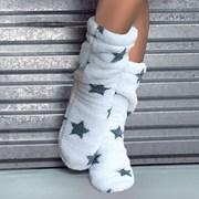 Hřejivé ponožky Onyx stars
