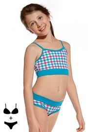 Dívčí top s kalhotkami - set 03