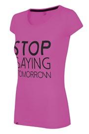 Dámské sportovní triko Stop