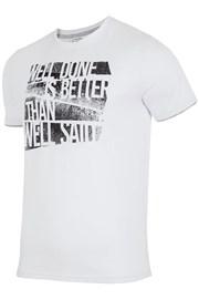Tricou barbatesc 4F TSM006 White