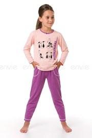 Dívčí pyžamo Miau