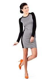 Dámské podzimní šaty 3 Moe039