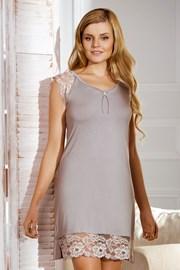 Elegantní košilka Naomi šedá