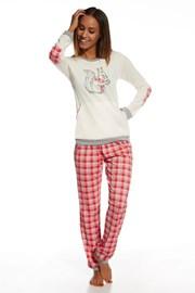 Dámské bavlněné pyžamo Nuts