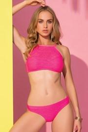 Dámské dvoudílné plavky Strappy Pink