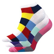 3pack ponožek Piki Mix 36