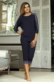 Elegantní dámské pyžamo Roni