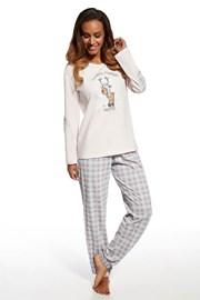 Dámské bavlněné pyžamo Rudolf