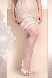 Luxusní samodržící punčochy Soft size 361