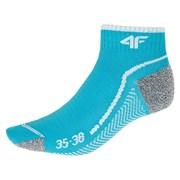 Dámské sportovní ponožky Turqoise