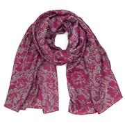 Esarfa eleganta Layse roz