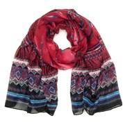 Привлекательный шарфик Orient красный