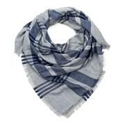 Dámský kostkovaný šátek Blue