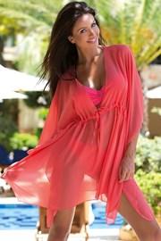 Plážové šaty TOO5 Coral