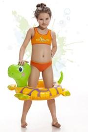 Plavky dívčí Turtle