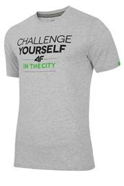 Pánské bavlněné triko Challenge
