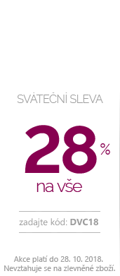 Sleva 28 %.