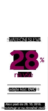 Sleva 28 %.