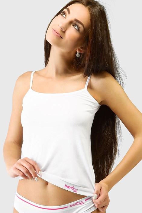 Spodní košilka Bamboo White 8019