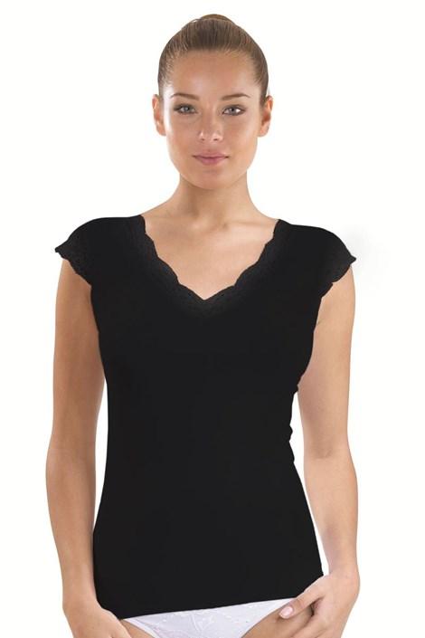 Dámské elegantní tričko Grace z modalu
