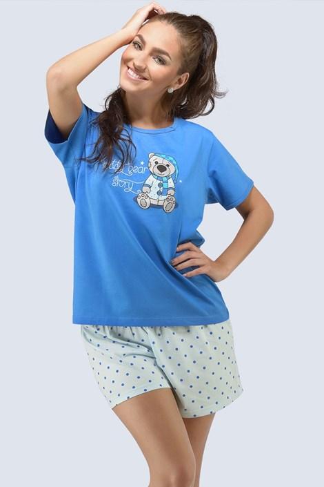 Dámské pyžamo Teddy Blue