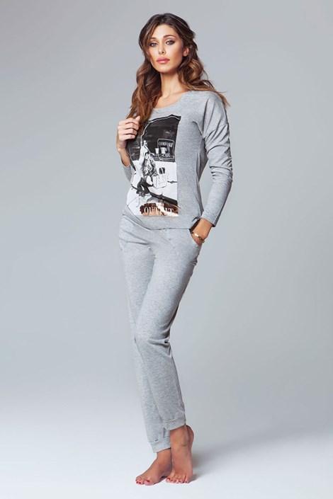 Dámské italské pyžamo Sara
