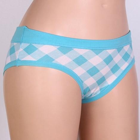 3 pack kalhotek Blue 2312 bavlněné