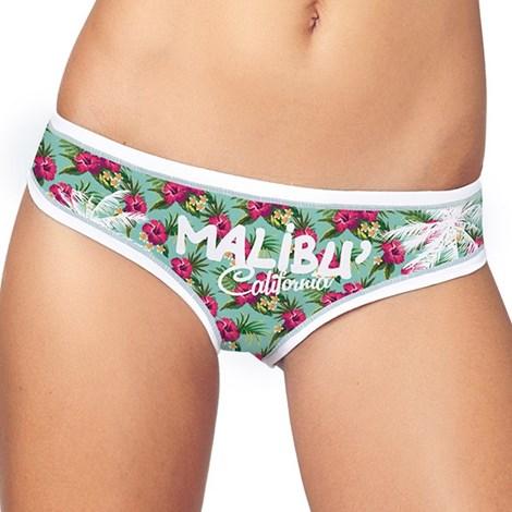 Italské kalhotky Malibu 6615 v2