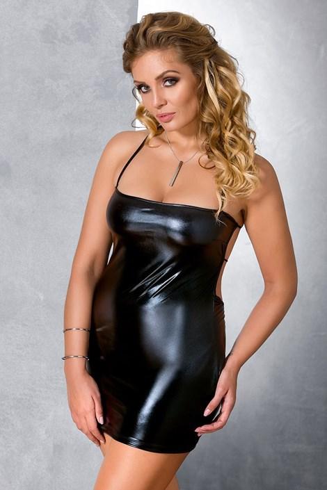 Luxusní šaty Beltis Black