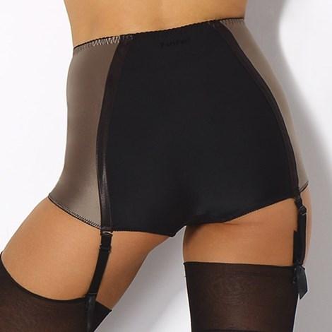 Kalhotky Carelia s podvazkovým upínáním