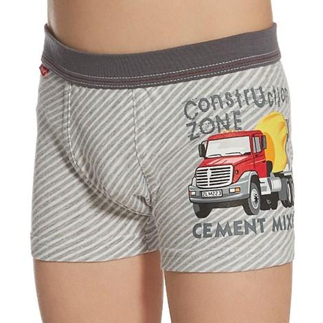Chlapecké boxerky Cement 147