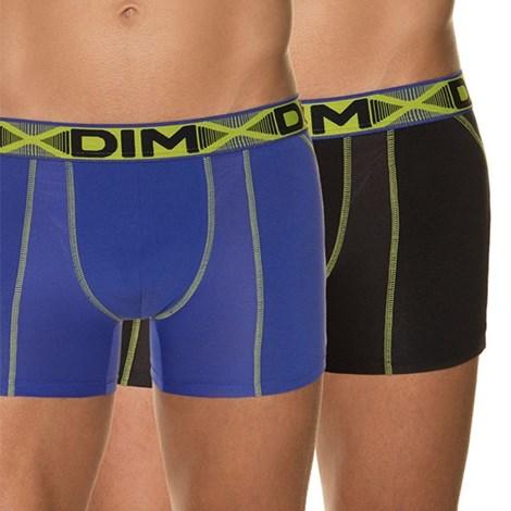 2pack pánských boxerek DIM Comfort AIR