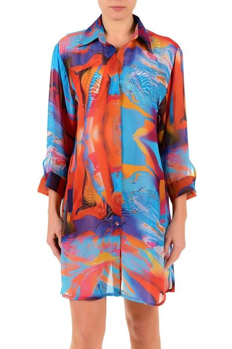 Dámské letní košilové šaty Adenike