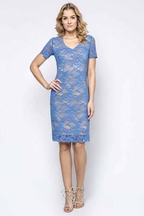 Dámské luxusní krajkové šaty Susanne