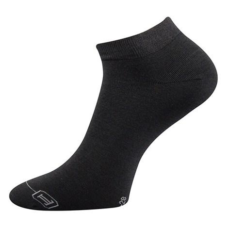 3pack ponožek Deba černá bambus