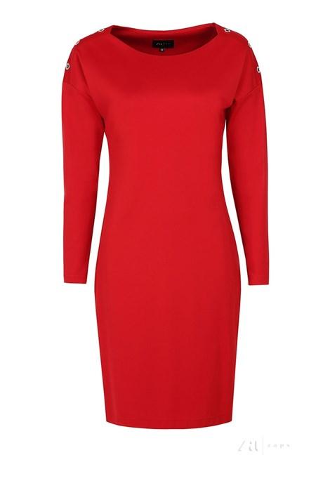 Dámské elegantní šaty Dianna Red