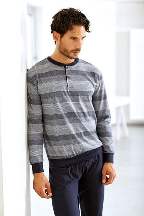 Pánský bavlněný komplet Lucca - triko, kalhoty