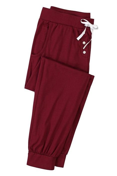 Dámské domácí kalhoty Fashion s modalem