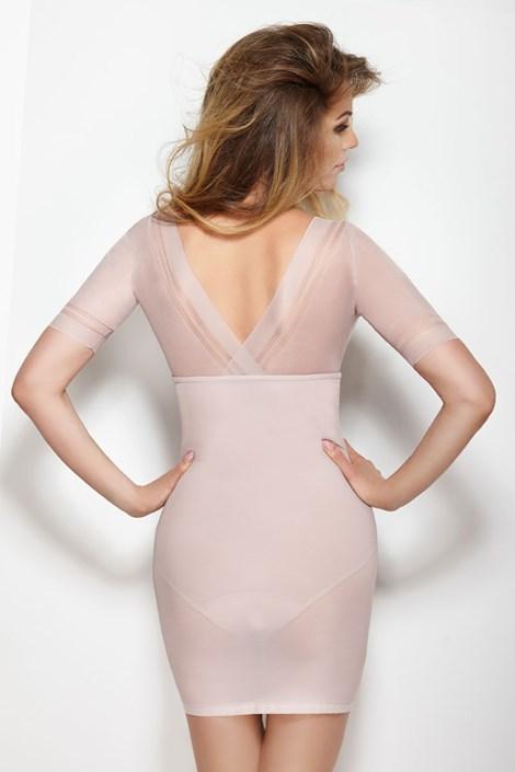 Stahovací šaty Glossy