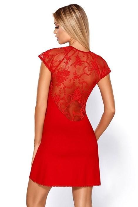 Elegantní košilka Hillary Red