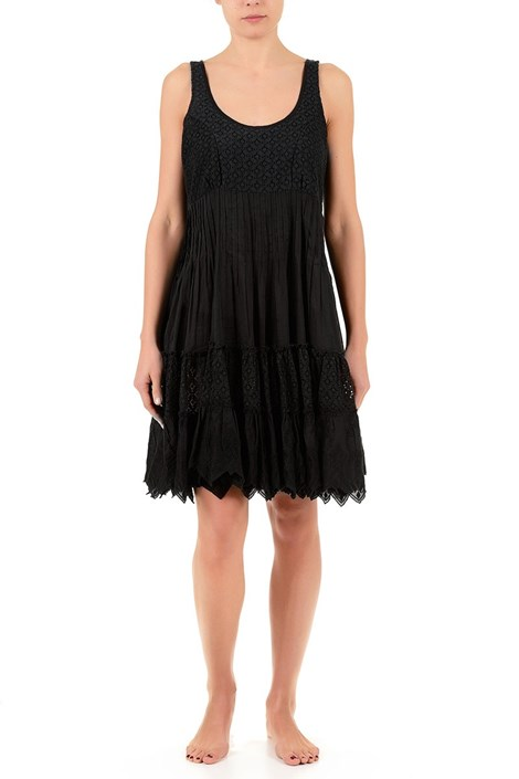 Dámské letní šaty Aurora bavlněné z kolekce Iconique