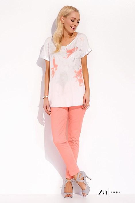 Dámské luxusní tričko Kloe White