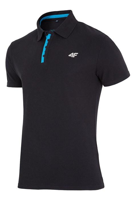 Pánské sportovní triko s límečkem